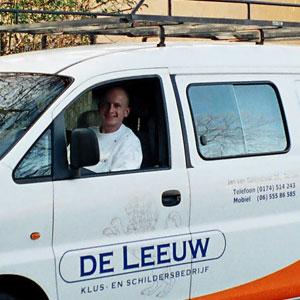 Contact - Schildersbedrijf De Leeuw